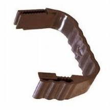 Royal Europa Downpipe Bracket - Brown
