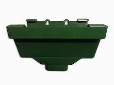 Royal Europa Gutter Outlet - Green