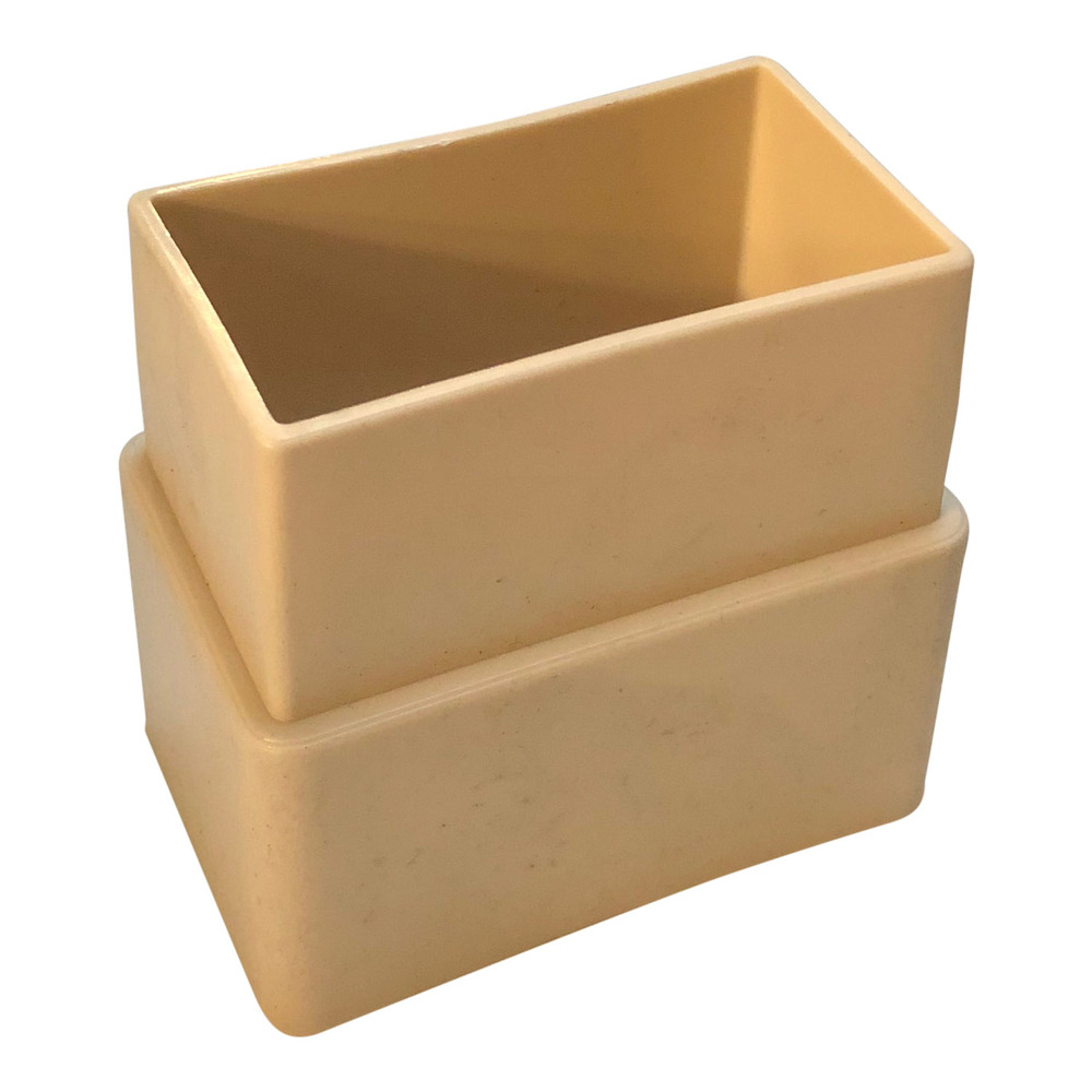 DLS Downpipe connector - Sandstone