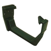 SQUARE LINE GUTTER BRACKET - GREEN