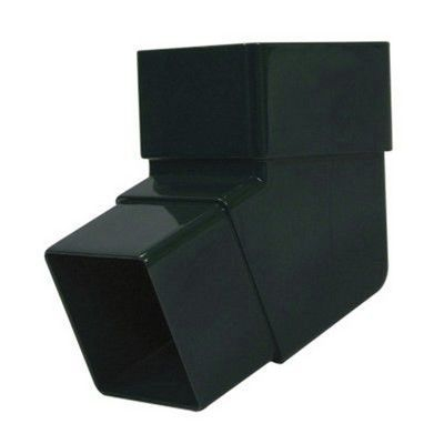 SQUARE LINE OFF SET BEND 112 DEG - GREEN