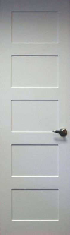 Humber Moulded 5 rebated panel door
