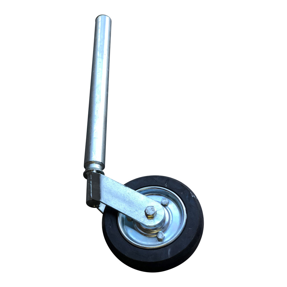 Mobile Home Jockey Wheel - Galvanised
