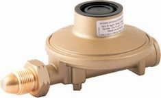 Clesse Gold Low Pressure Regulator