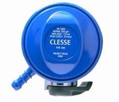 Clesse New Zippy 3 Clip on +R Low Pressure Regulator