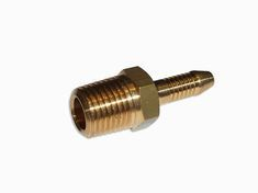 Clesse Brass Hose Nozzle1/4 Male 6.85mm