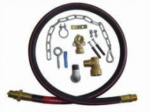 LPG Cooker Connection Kit
