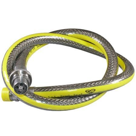 LPG Cooker Hose 1250mm Bayonet 1/2inch