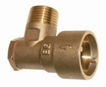 1/2inch Angled Bayonet Fitting