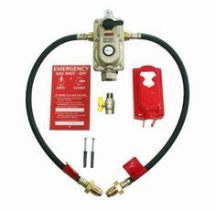 Auto changeover kit 2 cylinder - WITH OPSO