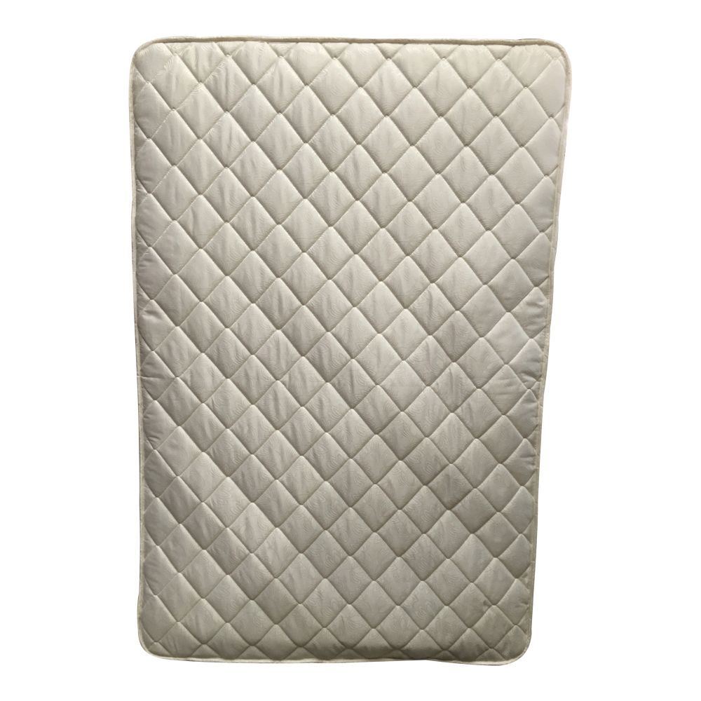 Single Mattress 6`3 x 2`3 - Fully sprung & 7inch thick.