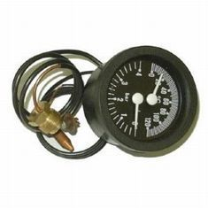 Morco 20E pressure and temperature gauge FCB1190