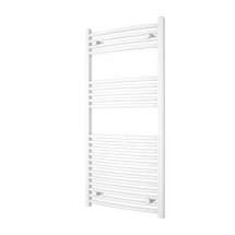 White Pro Towel Rail Radiator Straight 500mm x 750mm