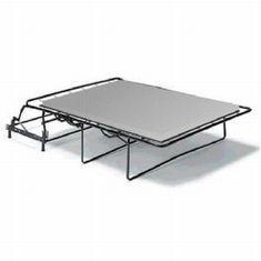 Caravan Sofa Bed Actions120cm Original Som Toile 3 Fold