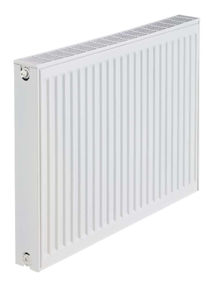 Double Panel Single Convector Radiator 600mm x 600mm