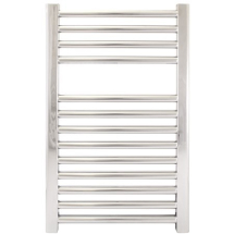 Chrome Plated Towel Rail Radiator 700mm x 420mm x 30mm