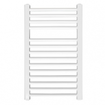 White Bathroom Towel Rail 700mm x 420mm