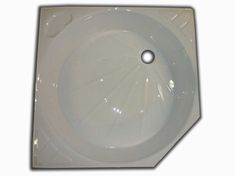 White Shower Tray Skin PC1557D
