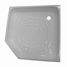Shower Skin 675mm X 675mm White E0930A900