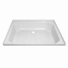 PLASTIC SHOWER TRAY 28 1/2