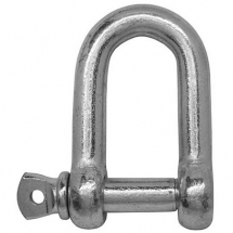 10MM D Shackle with Screw Collar