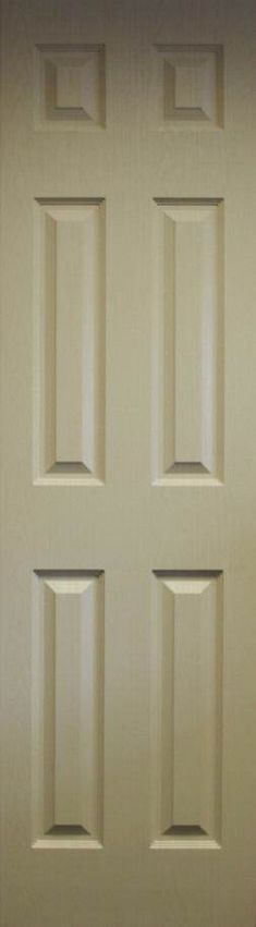 Spey 6 Panel Moulded Internal Door