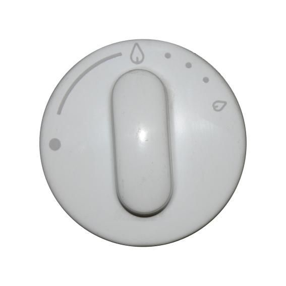 Stoves Grill control knob White 081582672