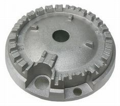 Stoves Medium burner skirt 082519602 For matt caps 082519704