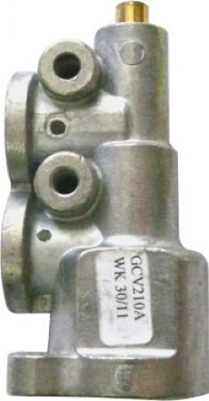 Belling Drop down lid gas isolation valve 012379100
