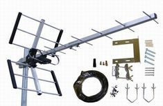 14 Element.Wideband. 12dB. High Quality. DIGITAL Aerial Kit