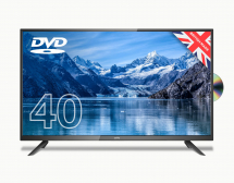 Cello 40 Inch Full HD TV with Freeview & DVD C4020F