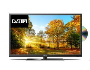 Cello 32inch LED TV DVD Combi FREEVIEW HD 720p C32227FT2