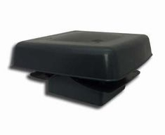 Tiled Roof Effect Roof Vent - Graphite