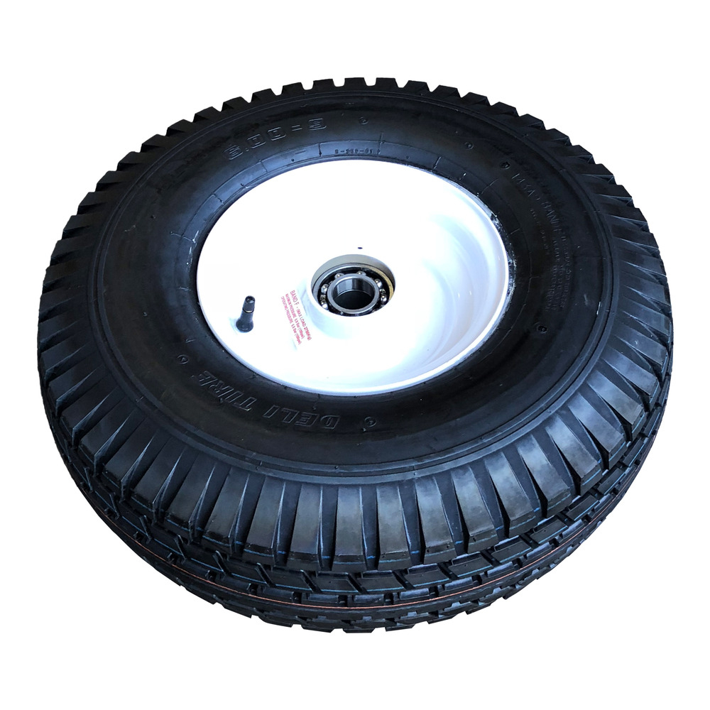 Universal spare wheel 400D x 9 fitted with 600 x 9