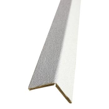 Caravan Wall paper TrimsNimbus White Internal Paper Corner Trim 55mm