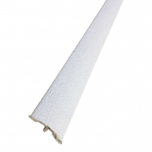 Nimbus White 2 Part H Section 22x5mm - 2440mm (Front Only)