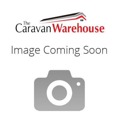 Silver Ellbee static door hinge (Right hand) single  sc 1 st  The Caravan Warehouse & Ellbee External Door Hinge